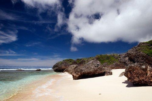 Mitiaro beach2