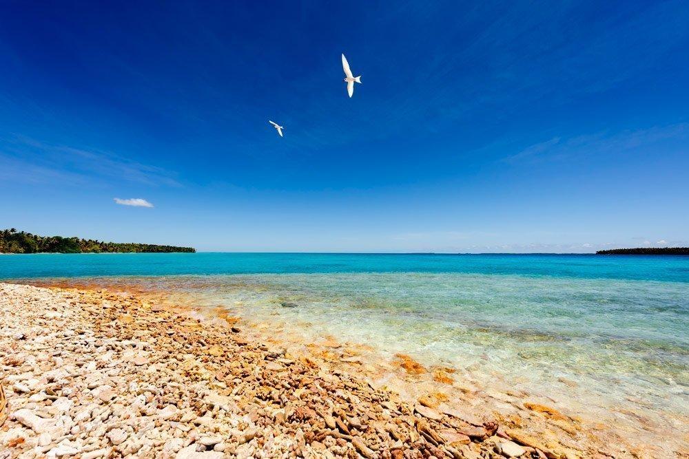 Penryhn lagoon