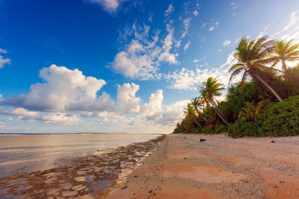 PukaPuka beach mainland