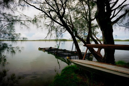 mitiaro lake