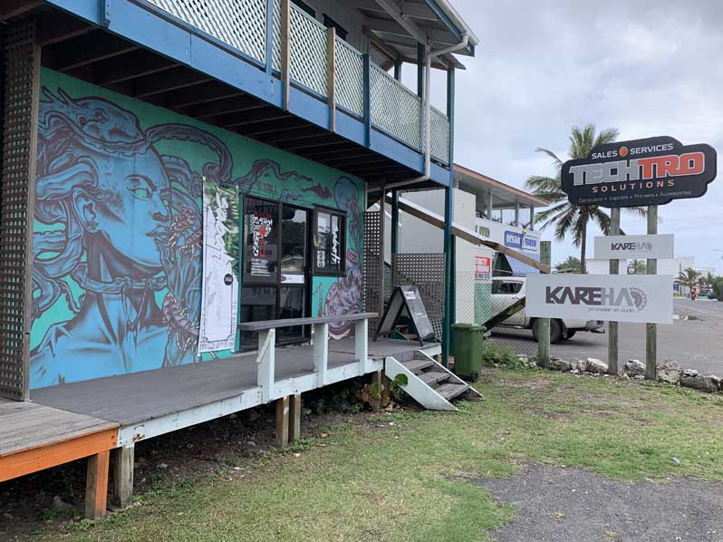 IslandAwe Kareha Polynesian Art Studio