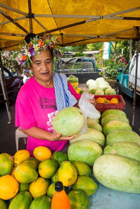 IslandAwe Punanga Nui Fruits