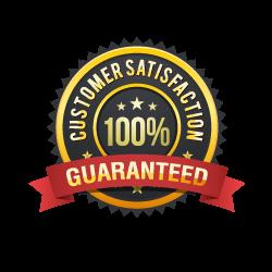 satisfaction Guarentee