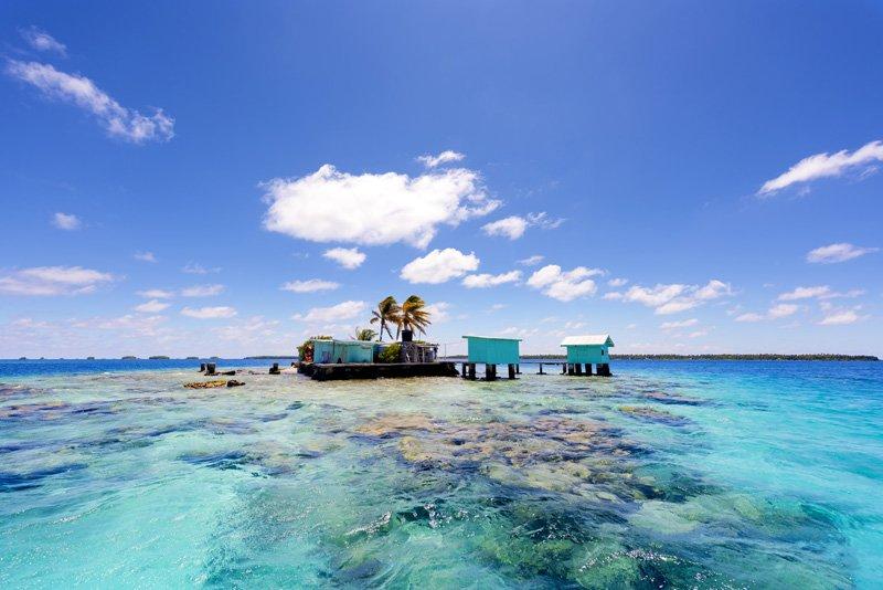 IslandAwe - Cook Islands or Maldives