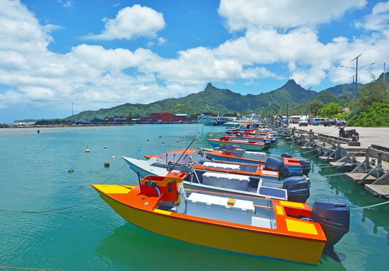 IslandAwe - Best Fishing Spots in the Pacific