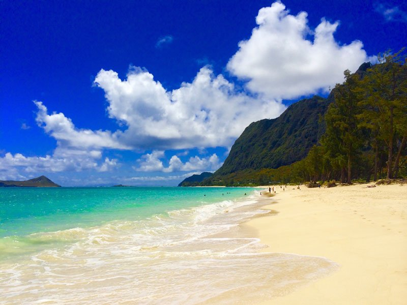 IslandAwe Hawaii Kauai Beach 1