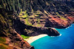 Island Awe - Cook Islands or Hawaii