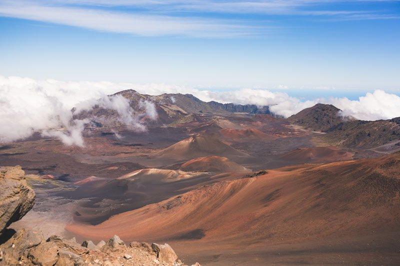 IslandAwe Hawaii Maui Haleakala Volcano