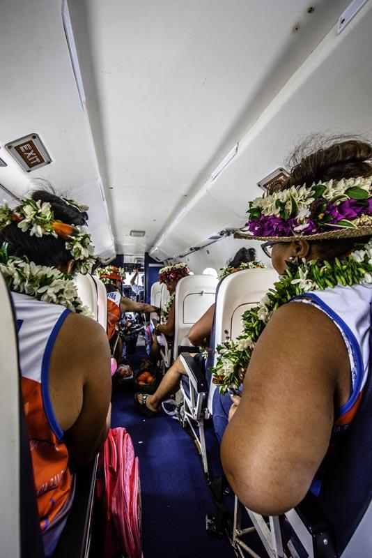 IslandAwe Mangaia On the Plane 1