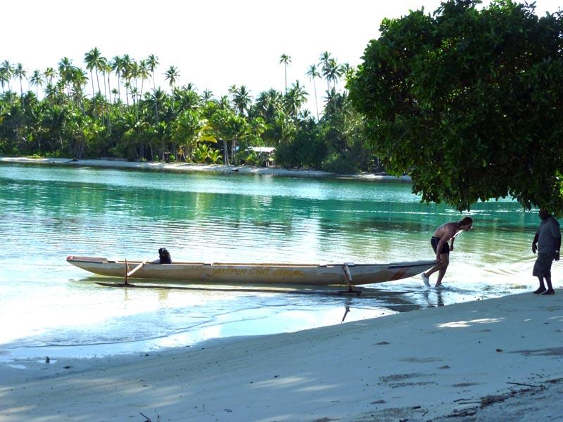 IslandAwe Papua New Guinea New Hanover Tsoilik Lagoon