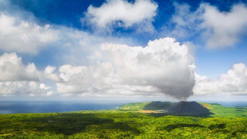 IslandAwe Tanna Mount Yasur
