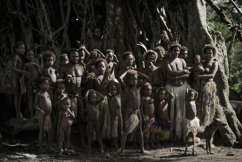 IslandAwe Tanna Yakel Tribe
